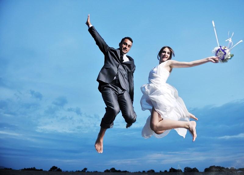 Zonder notaris trouwen in algehele gemeenschap van goederen